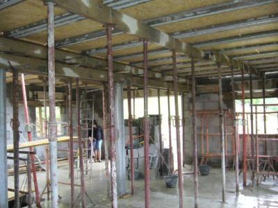 construction de maisons bois tr s rapide. Black Bedroom Furniture Sets. Home Design Ideas