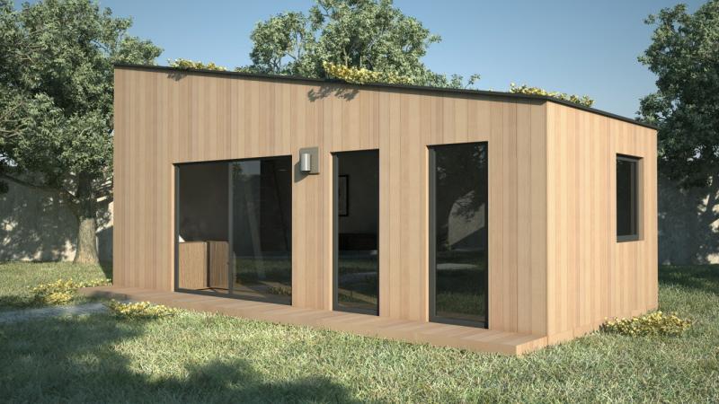 Construction de module en bois Yvelines