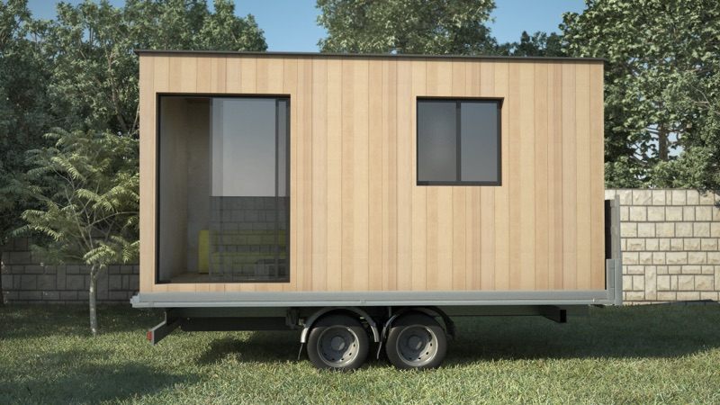 Tiny House contemporaine