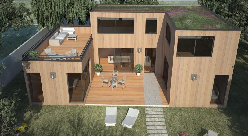 Construction D Extension En Bois Haut De Seine