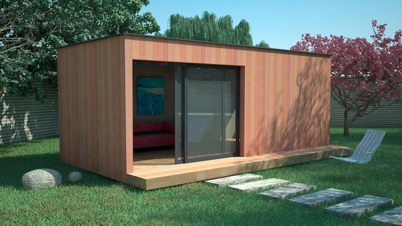 Studio de jardin abri de jardin isol for Construction bois en lorraine
