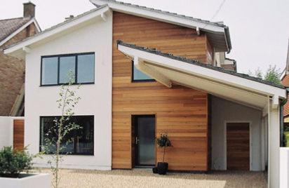 Bardage maison bardage bois et extension sur maison for Bardage bois exterieur sans entretien