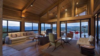 Maisons en bois économique, écologique