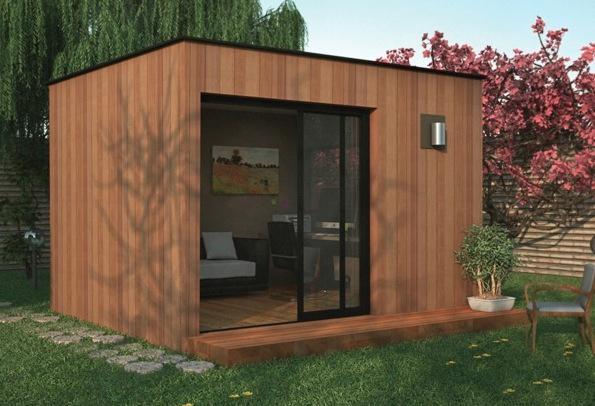 Studios capri nos différents modèles de construction bois